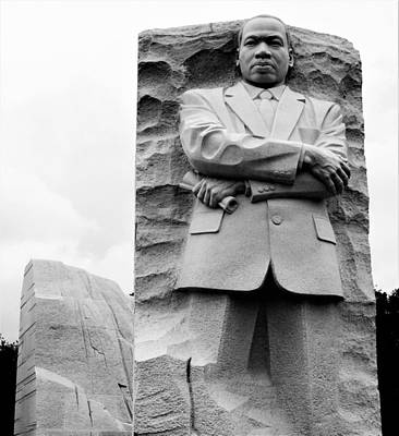 Photograph - Remembering Mr. King by Charles HALL