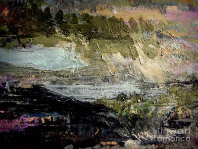 Painting - Remembering by Nancy Kane Chapman