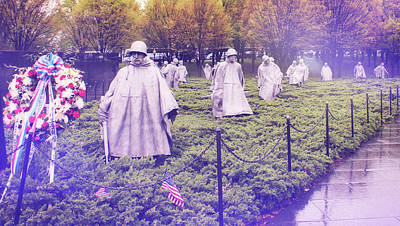 Photograph - Remembering Our Heroes by Judy Vincent