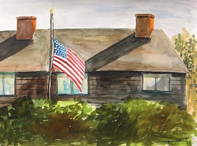 Remembering Patriot Day Original by John Williams