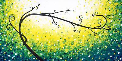 Remembering Spring Art Print by Daniel Lafferty