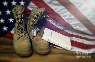 Photograph - Remembering The Fallen by Liz Masoner