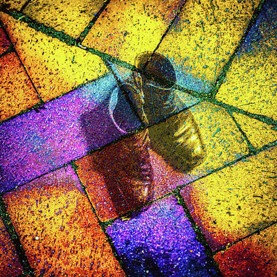 Photograph - Remembering Yellow Brick Road by Ronda Broatch