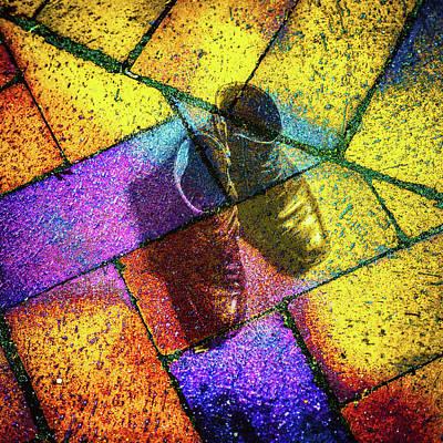 Photograph - Remembering Yellow Brick Road by Ronda Broatch