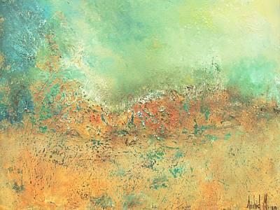 Remembrance Art Print by Anahid Minatsaghanian