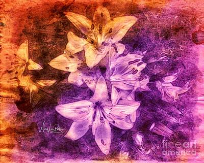 Digital Art - Remembrance by MaryLee Parker