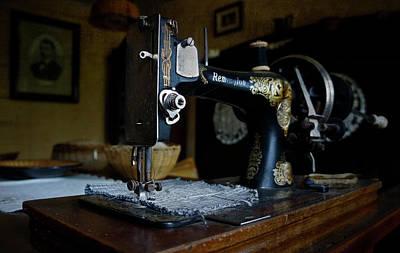 Photograph - Remington - 365-360 by Inge Riis McDonald