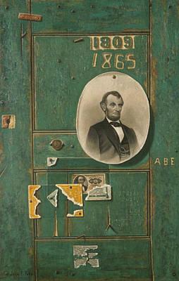 Reminiscences Of 1865 Art Print