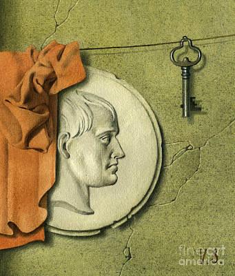 Reminiscences Of History Art Print