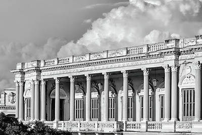 Remnant Of A Colonial Past Art Print by Dawn Currie