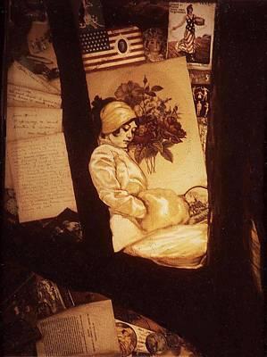 Remnants Of 1919 Art Print by Jill Baker