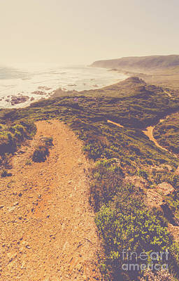 Photograph - Remote Coastal Route by Jorgo Photography - Wall Art Gallery