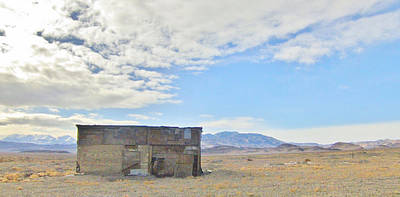 Photograph - Remote Living by Marilyn Diaz