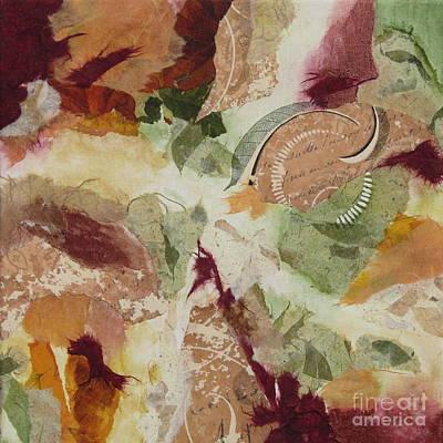 Terra Mixed Media - Renaissance by Deborah Ronglien