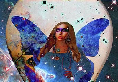 Digital Art - Renaissance Starlight by Matthew Lacey