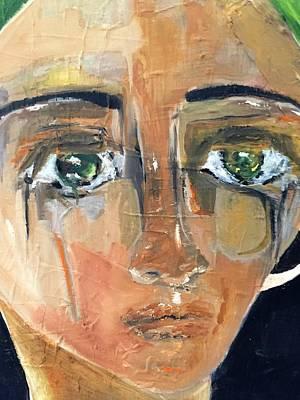 Painting - Renatta by Andrea Vazquez-Davidson