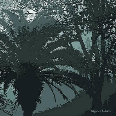 Rendezvous In The Fog Art Print
