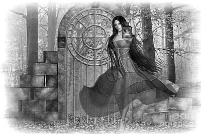 Digital Art - Rendezvous by Shadowlea Is