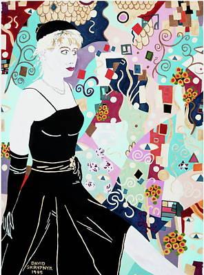 Painting - Renee by David Skrypnyk