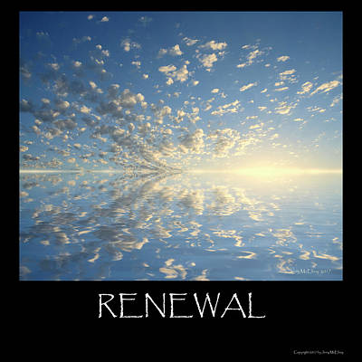 Photograph - Renewal by Jerry McElroy