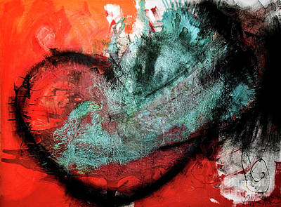 Renewal Print by Laurie Wynne Weber