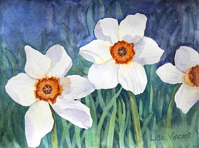 Painting - Renewed Hope by Lisa Vincent