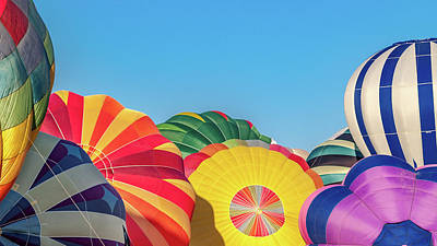 Reno Balloon Races Art Print by Bill Gallagher