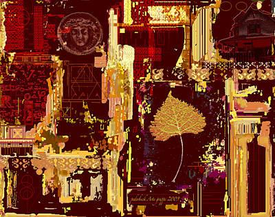 Renovation Art Print by Pederbeck Arte Gruppe