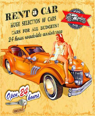 Rent A Car Original