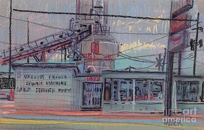 Repair Shop Original by Donald Maier