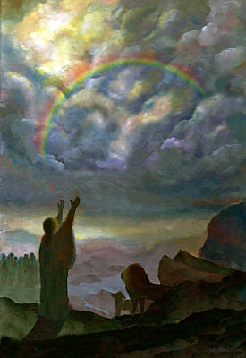 Replenish The Earth Original by Judy Downs