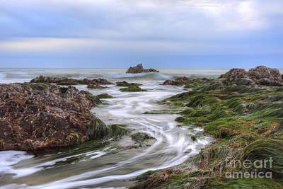 Laguna Beach Digital Art - Replenish The Tide Pools by Eddie Yerkish