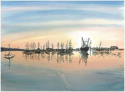 Painting - Repose II by Joel Deutsch