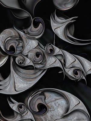 Repressed Reality Art Print