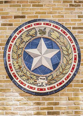Republic Of Texas Art Print