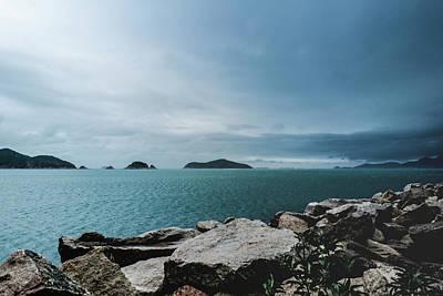 Hong Kong Photograph - Repulse Bay In Hong Kong by Sebastien Chort