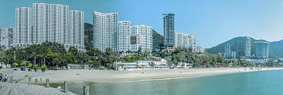 Photograph - Hong Kong - Repulse Bay by Mark Forte