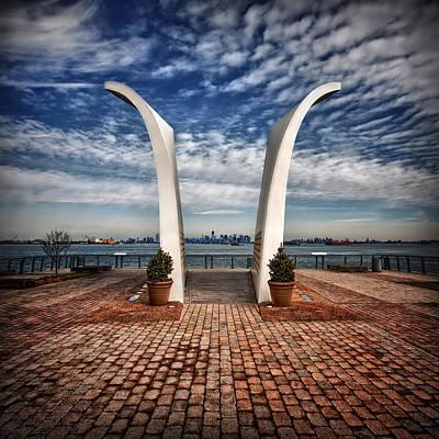 9-11 Wall Art - Photograph - Requiem For The Fallen by Evelina Kremsdorf