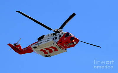 Photograph - Rescue 117 by Joe Cashin