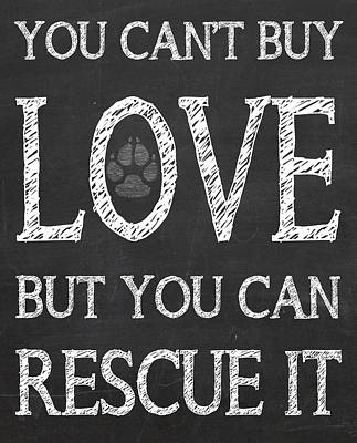 Rescue It Art Print