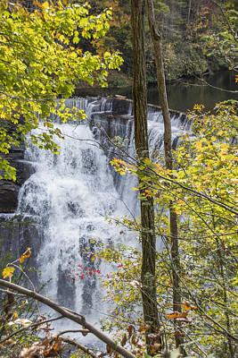 Photograph - Reservoir Falls by Ricky Dean