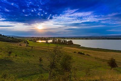 Photograph - Reservoir Kelbra by Andreas Levi