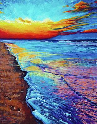Arabia Painting - Resolution by Amani Al Hajeri