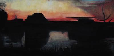 Painting - Resolution by Lynda Diamond