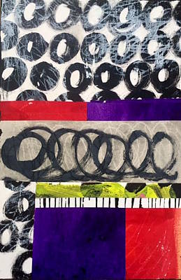 Painting - Resolution Series #1 by Stacey Brown