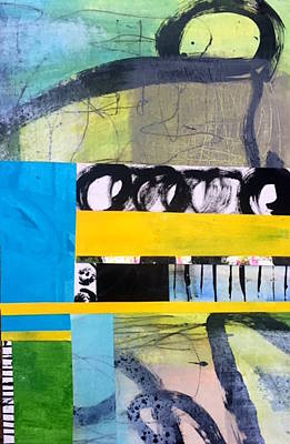 Painting - Resolution Series #3 by Stacey Brown