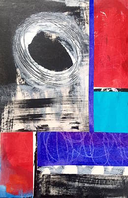 Painting - Resolution Series #4 by Stacey Brown