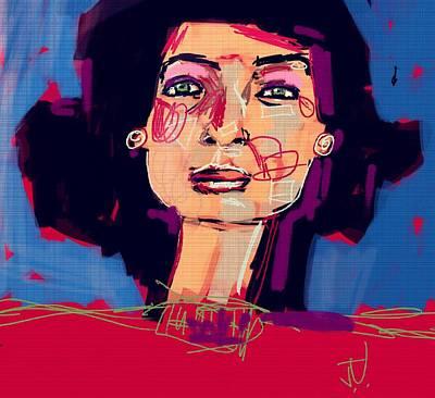 Digital Art - Resolved by Jim Vance