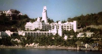 Hada Photograph - Resort Las Hadas by Ted Pollard