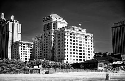 Photograph - Resorts Atlantic City by John Rizzuto